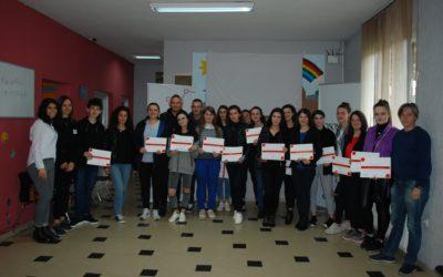 """Critical Media Literacy"" in Kaçanik: Increasing awareness about identifying, evaluating and analyzing information"