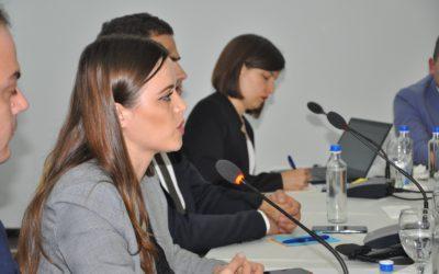 GlobalGirl Media Kosova at the World Bank's Conference