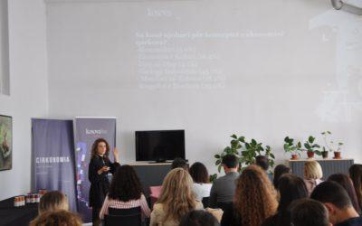 Cirkonomia: Circular Economy Conference in Kosovo